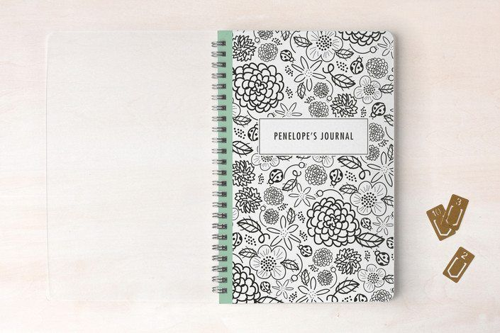 10+ Fun Notebooks to Love | www.bydawnnicole.com