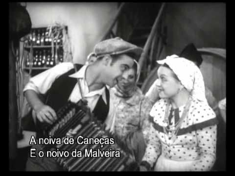 Filme Português - Aldeia da roupa Branca [1938]