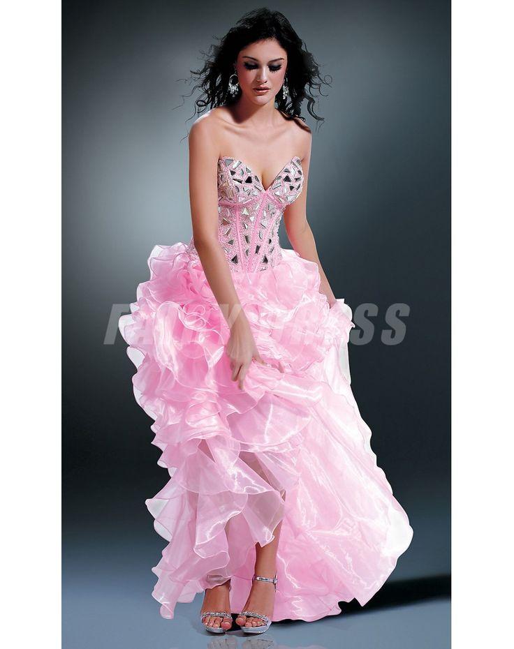 Las mejores 18 ideas de robe de bal rose ideas on Pinterest ...
