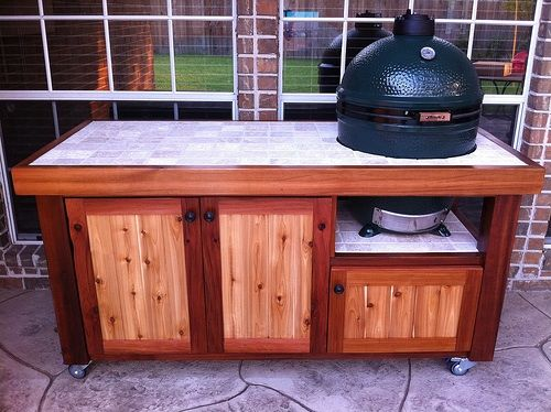 big green egg table plans | like this one.[ATTACH][/ATTACH]