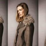 Лукбук коллекции POUSTOVIT осень-зима 2013—2014: романтизм и внутренняя сила
