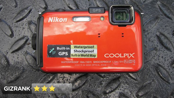 The Best Rugged, Waterproof Camera - review of several makes