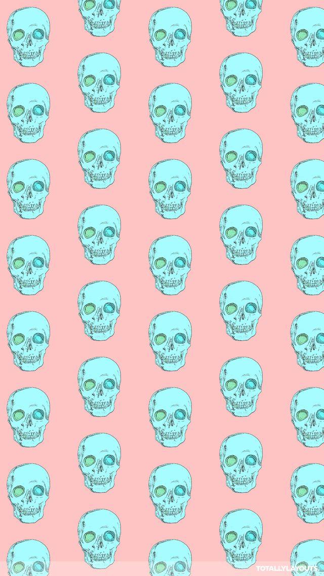 17 Best Ideas About Skull Wallpaper Iphone On Pinterest