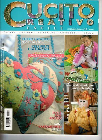 Cucito Creativo 012