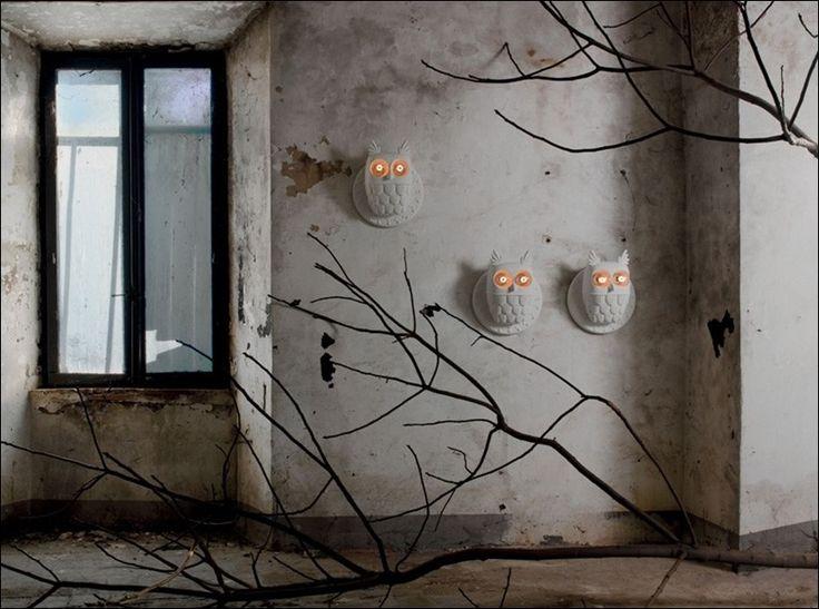 Керамические светильники от Маттео Уголини 02
