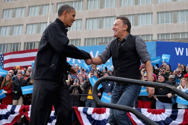 A Letter of Apology From Bruce Springsteen for Letting Trump Win