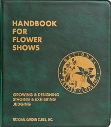 Handbook for Flower Shows