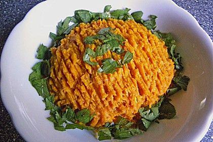 Karottenpüree Ras el Hanout, ein leckeres Rezept aus der Kategorie Kalt. Bewertungen: 38. Durchschnitt: Ø 4,3.