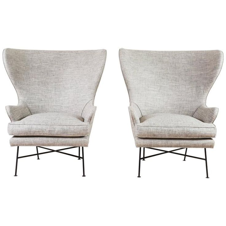 130 best modern wing chair images on pinterest | wing chair