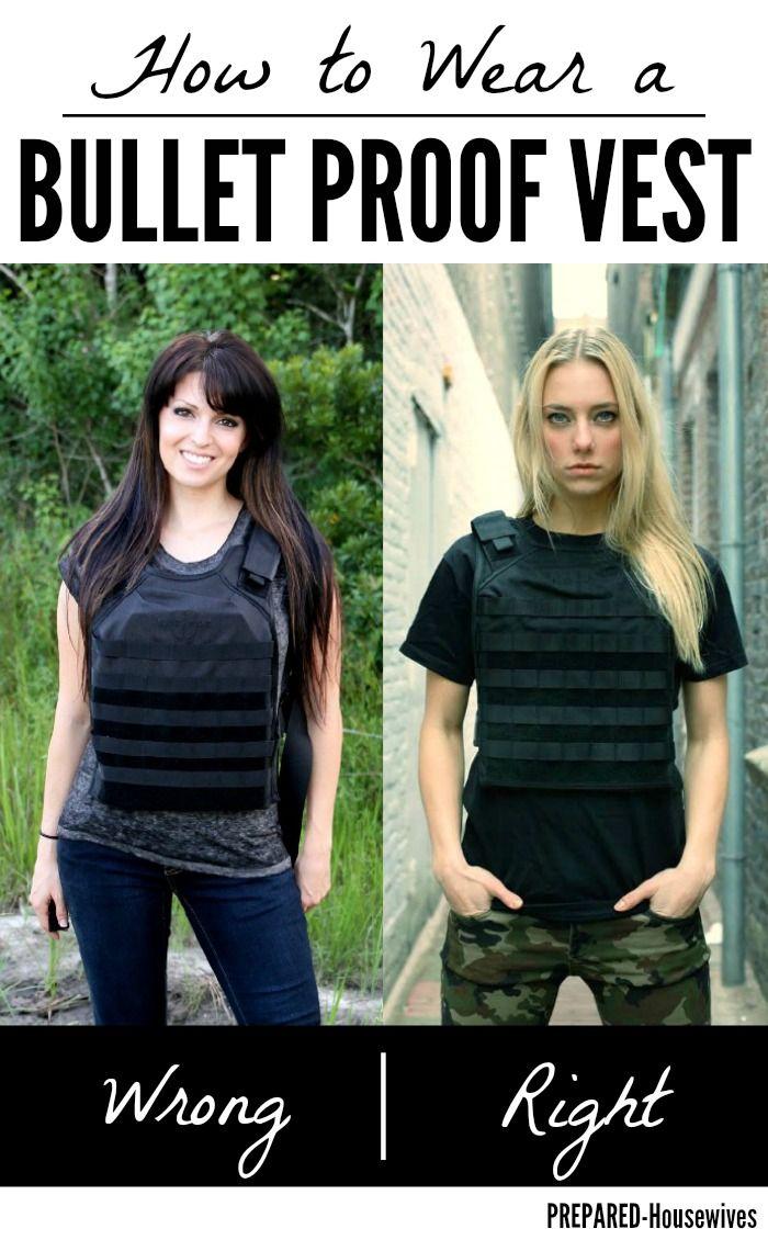 Bulletproof vest - Wikipedia