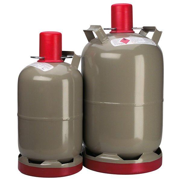 Propangasflasche 11 kg Gasflasche Gasflaschen Eigentum Nutzung mit TÜV leer