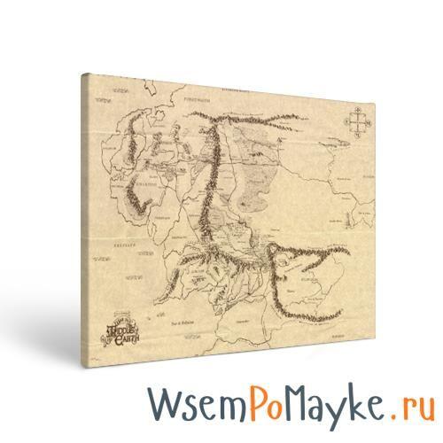 Холст прямоугольный Властелин колец купить в интернет магазине WsemPoMayke.Ru http://wsempomayke.ru/product/holst_rectangle/1055662  Доставка по России курьером или почтой, оплата при получении. Посмотреть размеры и цену > http://wsempomayke.ru/product/holst_rectangle/1055662