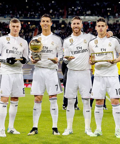 Image result for pic of real madrid players