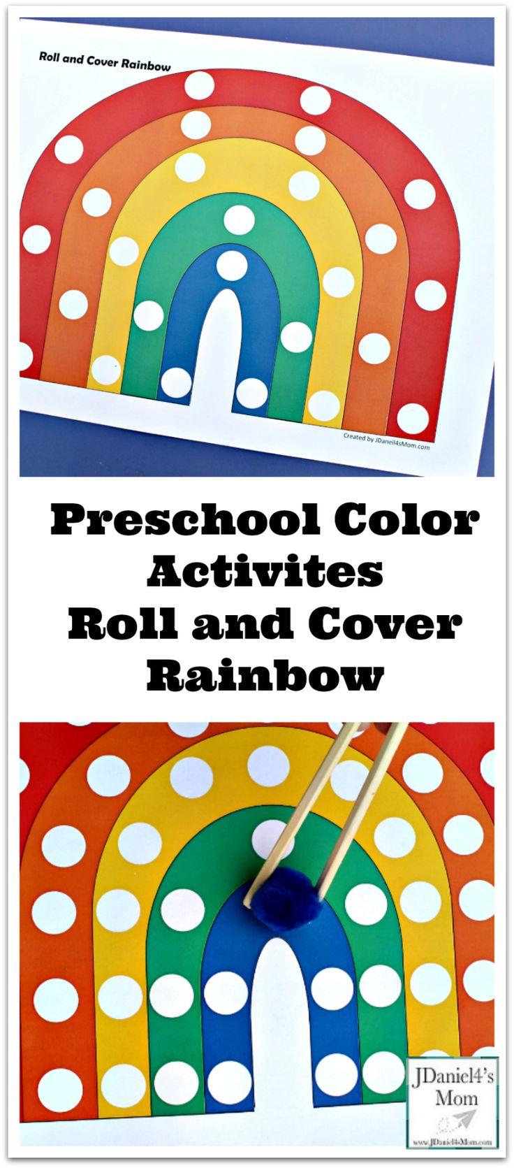 25 Best Ideas About Preschool Color Activities On