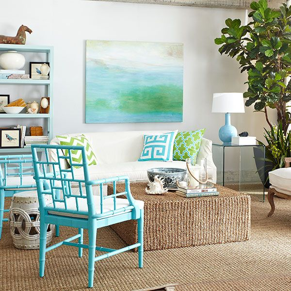 Wisteria furniture coffee tables seagrass coffee table cottage rugs for Seagrass living room furniture