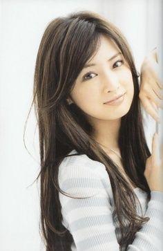 Japanese Girl Hair