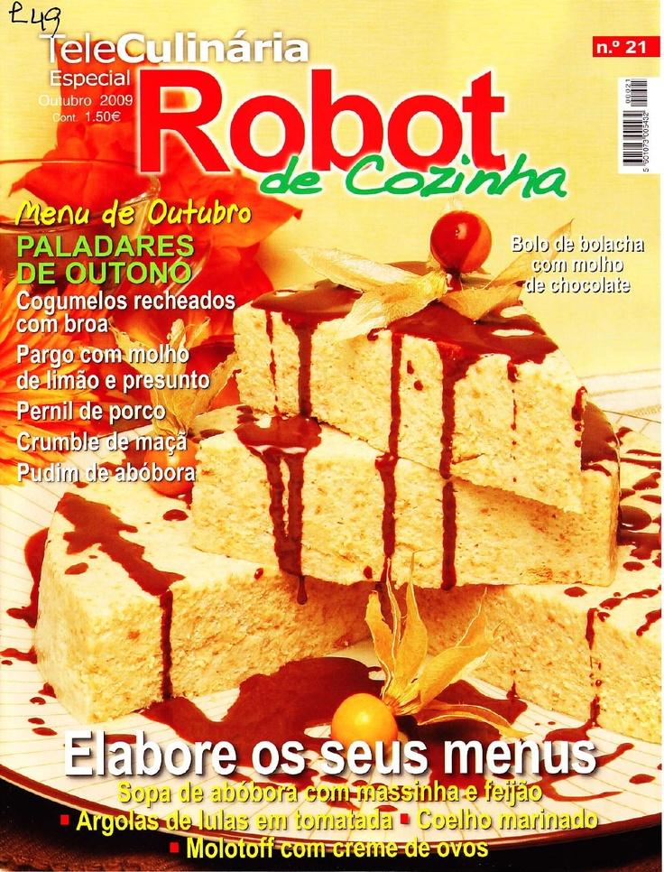 Robot de Cozinha 21 - Outono