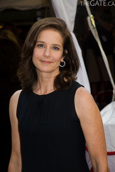 Debra Winger in a movie with Colin Firth It's going to have to be a love story about 2 shy people finding each other.Awkward, funny & romantic set in New England, England or France