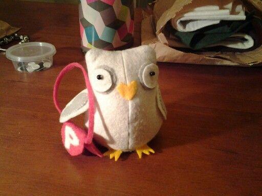 Owl postie