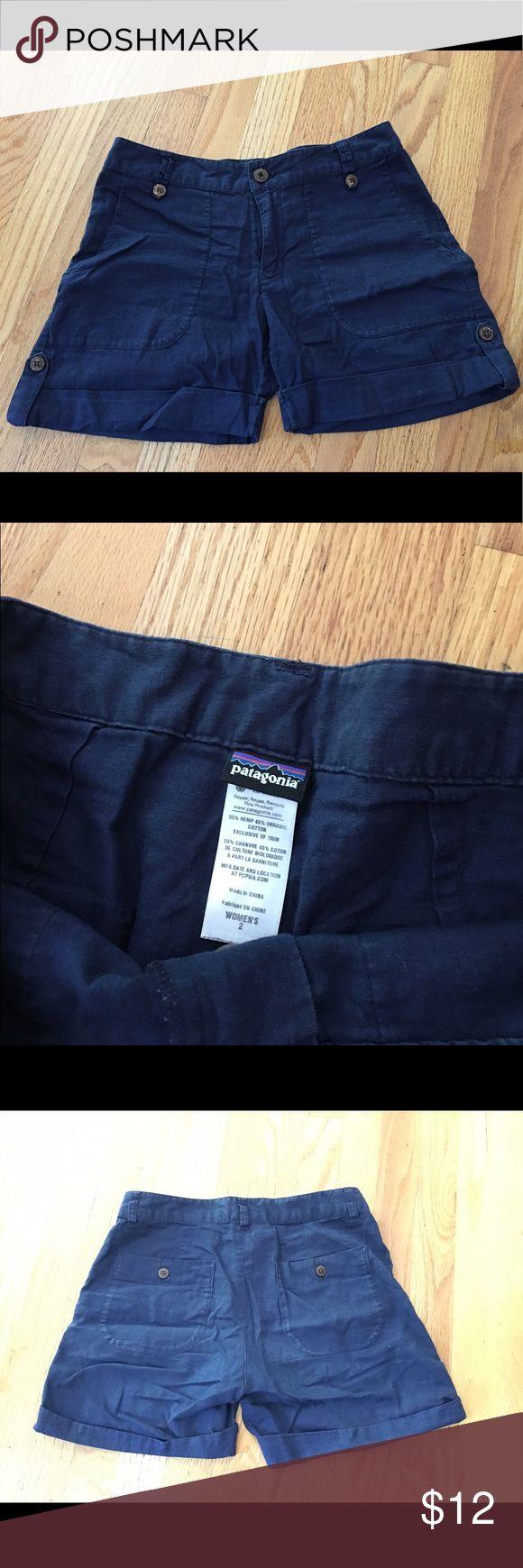 Patagonia island shorts navy Patagonia island shorts navy Patagonia Shorts Skorts