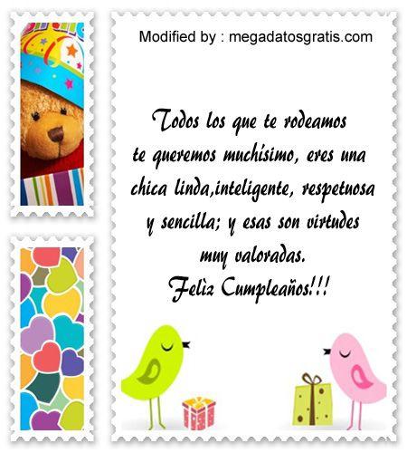 descargar frases bonitas para quinceañera,enviar mensajes para quinceañera: http://www.megadatosgratis.com/discurso-por-mis-15-anos/
