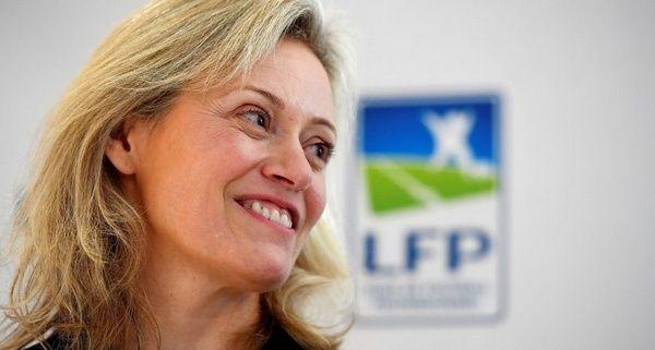 Pour la première fois, une femme à la tête de la Ligue française de football pro