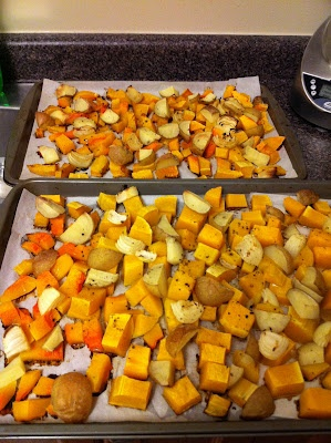 Food sensations, creations and inspirations...and other stuff too!: Roasted Butternut Squash Soup