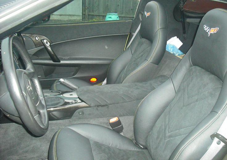 Tapiterie Corvette