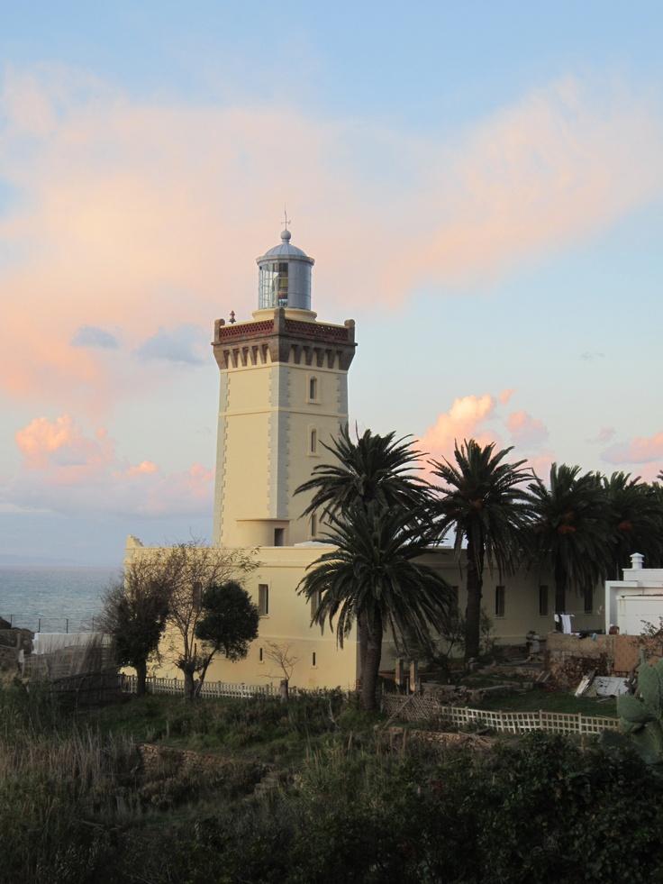 where the Mediterranean Sea meets the Atlantic :)