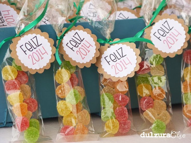 M s de 25 ideas fant sticas sobre bolsitas de dulces en for Regalos para fiestas de cumpleanos infantiles