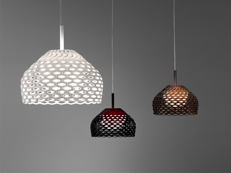 Tatou S1 from FLOS. Design by Patricia Urquiola. #Design #lighting