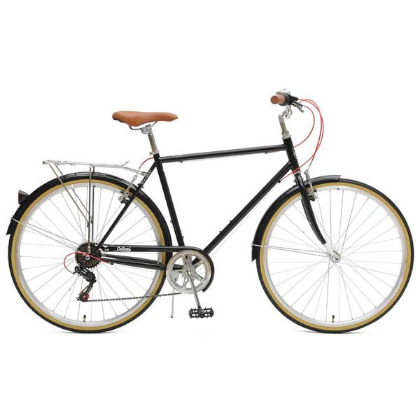 Beaumont 7-Speed Diamond City Bike