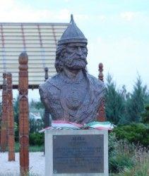 Attila the Hun (Zsolt Varga - Kazi)