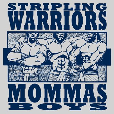 Stripling Warriors Mommas Boys LDS T-Shirt