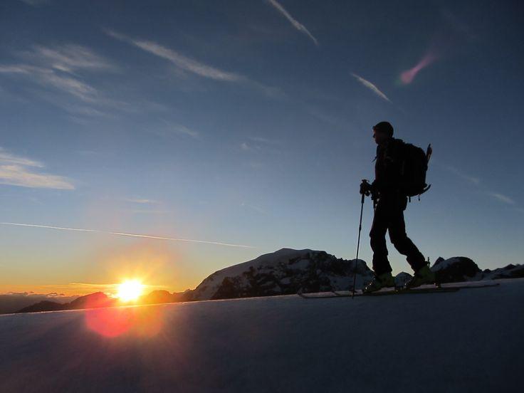 #Skitour #Schnee #Winter #tiroleroberland (c) Manni Köhle