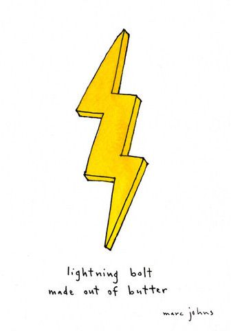 Lightning Bolt Logo Car Company
