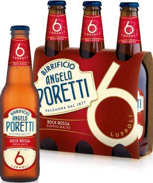 6 Luppoli Bock Rossa - Birrificio Angelo Poretti