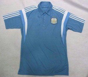 new arrival 9cd21 ba766 Argentina national team 2015 Blue Polo Jerseys [1403270105 ...