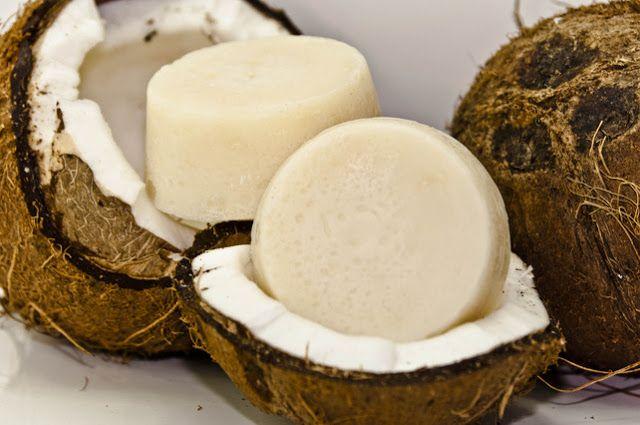 Σαπούνι με 100% λάδι καρύδας | Χειροποίητον