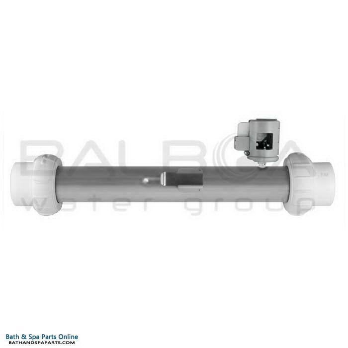 """Balboa 15"""" 5.5 kW Spa Heater Assembly [240V] [2"""" x 1-1/2"""" Tailpiece] (50076)"""
