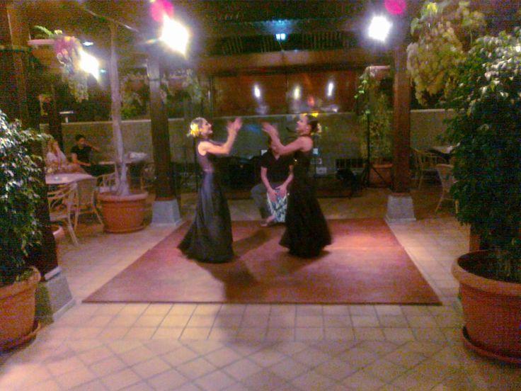 Flamenco Tänzerinnen, Tenerife