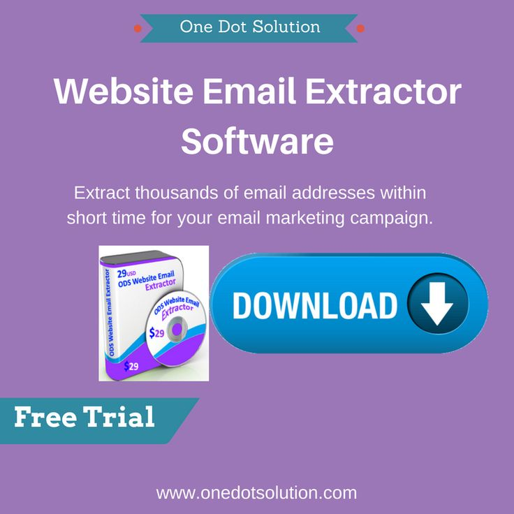 Harvest email addresses in bulk from list of websites. Download trial version and see how fats and useful it is for email marketing. #EmailExtractor #EmailMarketing