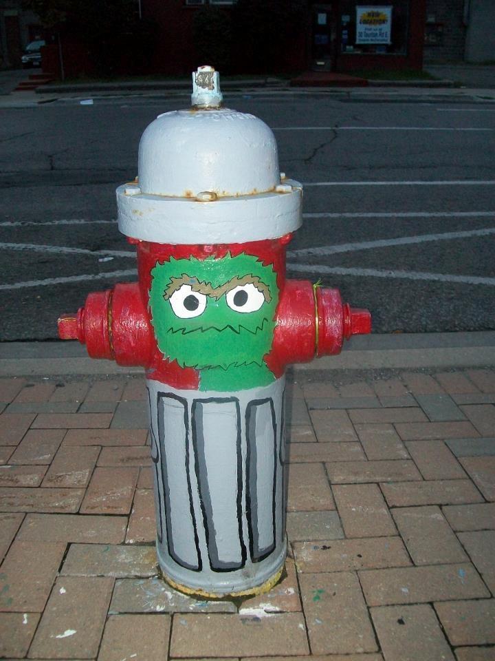 Oscar Hydrant