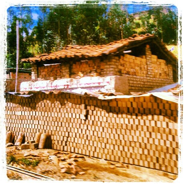 Brick factory- South of Pasto.