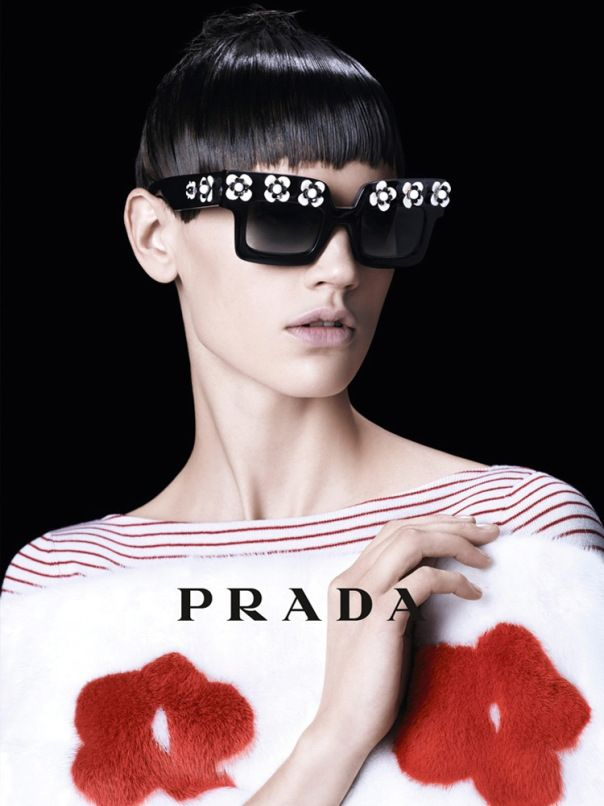 Prada Campaign Spring/Summer2013 Campaign by Steven Meisel