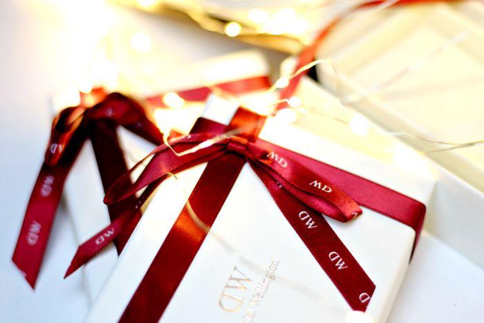 Daniel Wellington Weihnachtsgeschenk