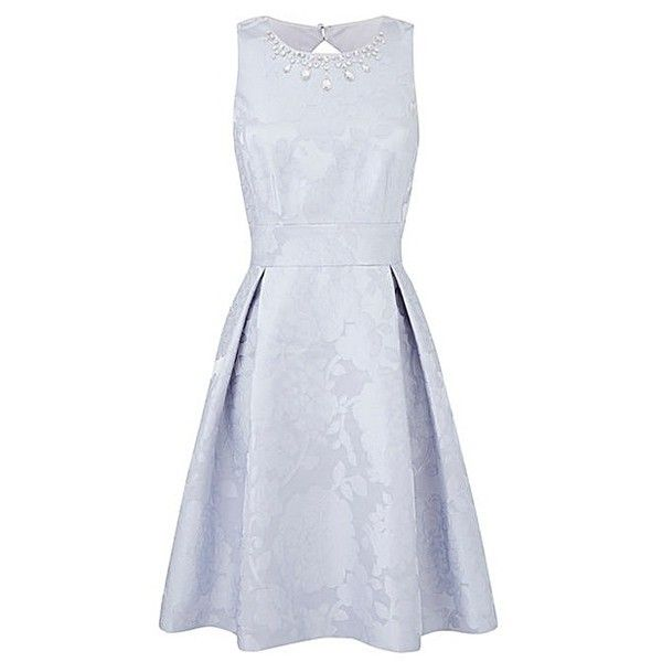 Abiti Eleganti Hope.Joanna Hope Jacquard Prom Dress 170 Liked On Polyvore