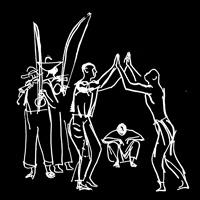 Capoeira Angola: chamada