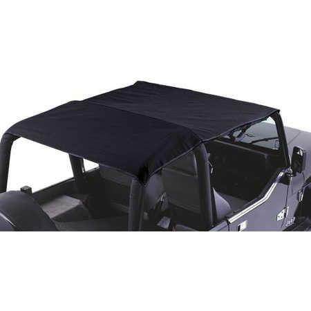 Pavement Ends™ Sun Cap Plus Top for 97-02 Jeep Wrangler TJ | Quadratec
