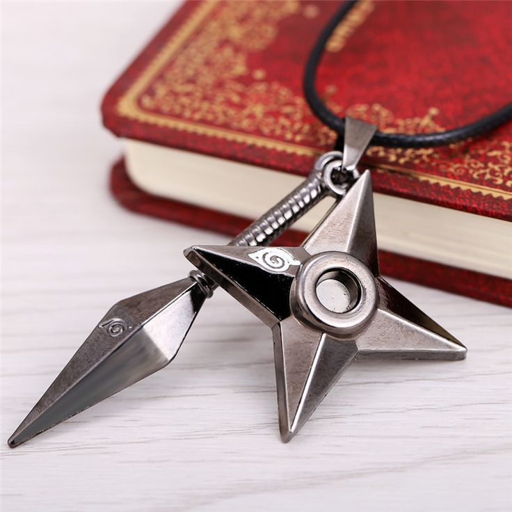 Pain Necklace Naruto - Free Shipping Worldwide